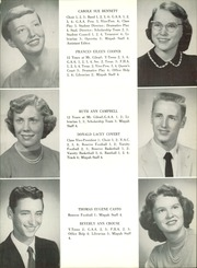Page 13, 1956 Edition, Mount Gilead High School - Mizpah Yearbook (Mount Gilead, OH) online yearbook collection