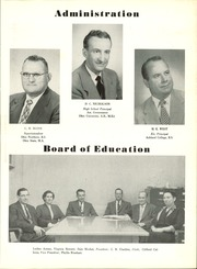 Page 7, 1956 Edition, Mount Gilead High School - Mizpah Yearbook (Mount Gilead, OH) online yearbook collection