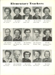 Page 9, 1956 Edition, Mount Gilead High School - Mizpah Yearbook (Mount Gilead, OH) online yearbook collection