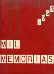 Mount Miguel High School - Mil Memorias Yearbook (Spring Valley, CA) online yearbook collection, 1960 Edition, Cover