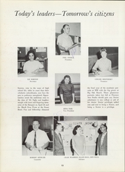 Page 16, 1960 Edition, Mount Miguel High School - Mil Memorias Yearbook (Spring Valley, CA) online yearbook collection