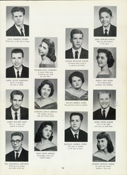 Page 17, 1960 Edition, Mount Miguel High School - Mil Memorias Yearbook (Spring Valley, CA) online yearbook collection