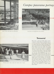 Page 8, 1960 Edition, Mount Miguel High School - Mil Memorias Yearbook (Spring Valley, CA) online yearbook collection
