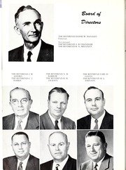Page 10, 1955 Edition, Mount Olive College - Olive Leaves Yearbook (Mount Olive, NC) online yearbook collection