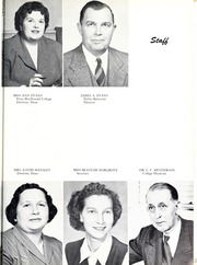 Page 13, 1955 Edition, Mount Olive College - Olive Leaves Yearbook (Mount Olive, NC) online yearbook collection