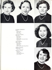 Page 17, 1955 Edition, Mount Olive College - Olive Leaves Yearbook (Mount Olive, NC) online yearbook collection