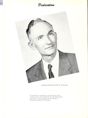 Page 6, 1955 Edition, Mount Olive College - Olive Leaves Yearbook (Mount Olive, NC) online yearbook collection