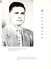 Page 8, 1955 Edition, Mount Olive College - Olive Leaves Yearbook (Mount Olive, NC) online yearbook collection