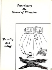 Page 9, 1955 Edition, Mount Olive College - Olive Leaves Yearbook (Mount Olive, NC) online yearbook collection