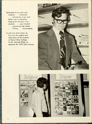 Page 10, 1972 Edition, Mount Olive College - Olive Leaves Yearbook (Mount Olive, NC) online yearbook collection