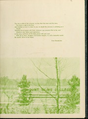 Page 13, 1972 Edition, Mount Olive College - Olive Leaves Yearbook (Mount Olive, NC) online yearbook collection