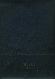 Mount Olive High School - Mohi Yearbook (Mount Olive, NC) online yearbook collection, 1952 Edition, Cover