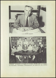 Page 13, 1952 Edition, Mount Olive High School - Mohi Yearbook (Mount Olive, NC) online yearbook collection