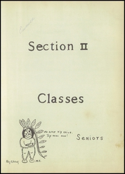 Page 15, 1952 Edition, Mount Olive High School - Mohi Yearbook (Mount Olive, NC) online yearbook collection