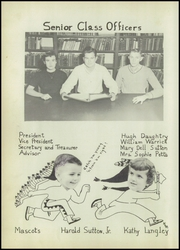 Page 16, 1952 Edition, Mount Olive High School - Mohi Yearbook (Mount Olive, NC) online yearbook collection