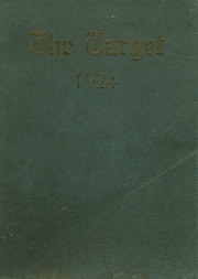 Mount Pleasant High School - Tattler Yearbook (Mount Pleasant, IA) online yearbook collection, 1924 Edition, Cover