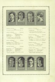 Page 17, 1924 Edition, Mount Pleasant High School - Tattler Yearbook (Mount Pleasant, IA) online yearbook collection