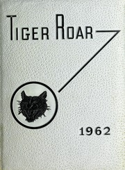 Mount Pleasant High School - Tiger Roar Yearbook (Mount Pleasant, NC) online yearbook collection, 1962 Edition, Cover