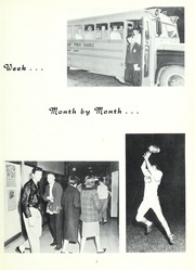 Page 11, 1962 Edition, Mount Pleasant High School - Tiger Roar Yearbook (Mount Pleasant, NC) online yearbook collection