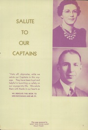 Mount Pulaski Township High School - Hilltop Yearbook (Mount Pulaski, IL) online yearbook collection, 1940 Edition, Page 3 of 56