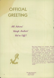 Mount Pulaski Township High School - Hilltop Yearbook (Mount Pulaski, IL) online yearbook collection, 1940 Edition, Page 6