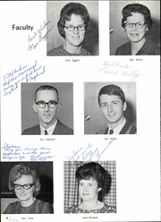 Page 11, 1966 Edition, Mount Pulaski Township High School - Hilltop Yearbook (Mount Pulaski, IL) online yearbook collection