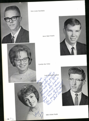 Page 17, 1966 Edition, Mount Pulaski Township High School - Hilltop Yearbook (Mount Pulaski, IL) online yearbook collection