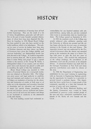 Page 14, 1958 Edition, Mount Royal College - Varshicom Yearbook (Calgary, Alberta Canada) online yearbook collection