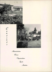 Page 11, 1951 Edition, Mount San Antonio College - Chaparral Yearbook (Walnut, CA) online yearbook collection