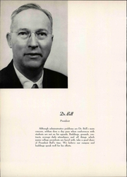 Page 14, 1951 Edition, Mount San Antonio College - Chaparral Yearbook (Walnut, CA) online yearbook collection