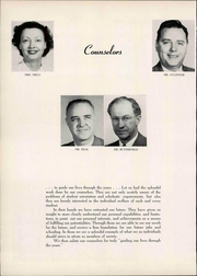 Page 16, 1951 Edition, Mount San Antonio College - Chaparral Yearbook (Walnut, CA) online yearbook collection