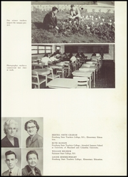 Page 17, 1954 Edition, Mount Savage High School - Arrowhead Yearbook (Mount Savage, MD) online yearbook collection