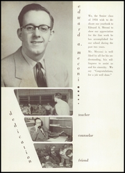Page 8, 1954 Edition, Mount Savage High School - Arrowhead Yearbook (Mount Savage, MD) online yearbook collection
