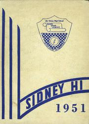 Mount Sidney High School - Sidney Hi Yearbook (Mount Sidney, VA) online yearbook collection, 1951 Edition, Cover