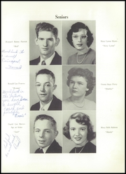 Page 11, 1951 Edition, Mount Sidney High School - Sidney Hi Yearbook (Mount Sidney, VA) online yearbook collection