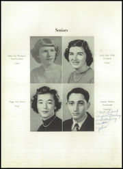 Page 12, 1951 Edition, Mount Sidney High School - Sidney Hi Yearbook (Mount Sidney, VA) online yearbook collection