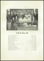Page 6, 1951 Edition, Mount Sidney High School - Sidney Hi Yearbook (Mount Sidney, VA) online yearbook collection