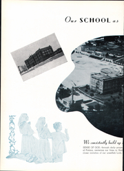 Page 14, 1951 Edition, Mount St Charles Academy - Excelsior Yearbook (Woonsocket, RI) online yearbook collection