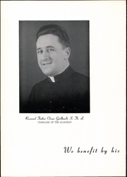 Page 16, 1951 Edition, Mount St Charles Academy - Excelsior Yearbook (Woonsocket, RI) online yearbook collection