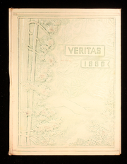 Mount St John Academy - Veritas Yearbook (Gladstone, NJ) online yearbook collection, 1956 Edition, Cover