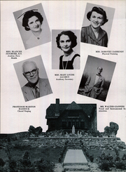 Page 12, 1956 Edition, Mount St John Academy - Veritas Yearbook (Gladstone, NJ) online yearbook collection