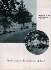 Page 16, 1956 Edition, Mount St John Academy - Veritas Yearbook (Gladstone, NJ) online yearbook collection