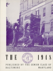 Page 6, 1948 Edition, Mount St Joseph High School - Mount Tower Yearbook (Baltimore, MD) online yearbook collection