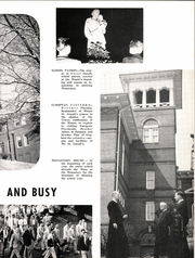 Mount St Joseph High School - Mount Tower Yearbook (Baltimore, MD) online yearbook collection, 1954 Edition, Page 9