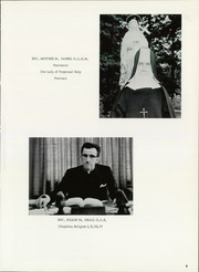 Page 13, 1964 Edition, Mount St Macrina Academy - Macrinite Yearbook (Uniontown, PA) online yearbook collection