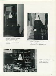 Page 15, 1964 Edition, Mount St Macrina Academy - Macrinite Yearbook (Uniontown, PA) online yearbook collection