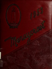 Mount St Marys Academy - Mercycrest Yearbook (Fall River, MA) online yearbook collection, 1953 Edition, Cover