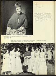 Page 10, 1953 Edition, Mount St Marys Academy - Mercycrest Yearbook (Fall River, MA) online yearbook collection