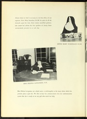 Page 16, 1953 Edition, Mount St Marys Academy - Mercycrest Yearbook (Fall River, MA) online yearbook collection