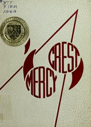 Mount St Marys Academy - Mercycrest Yearbook (Fall River, MA) online yearbook collection, 1969 Edition, Cover